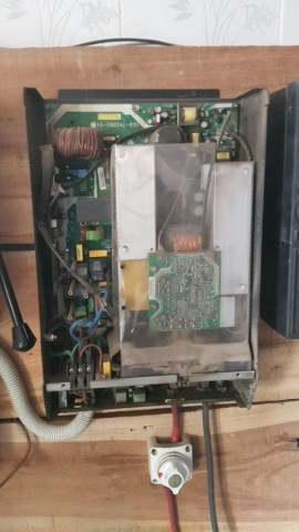 Service keeps the inverter cool