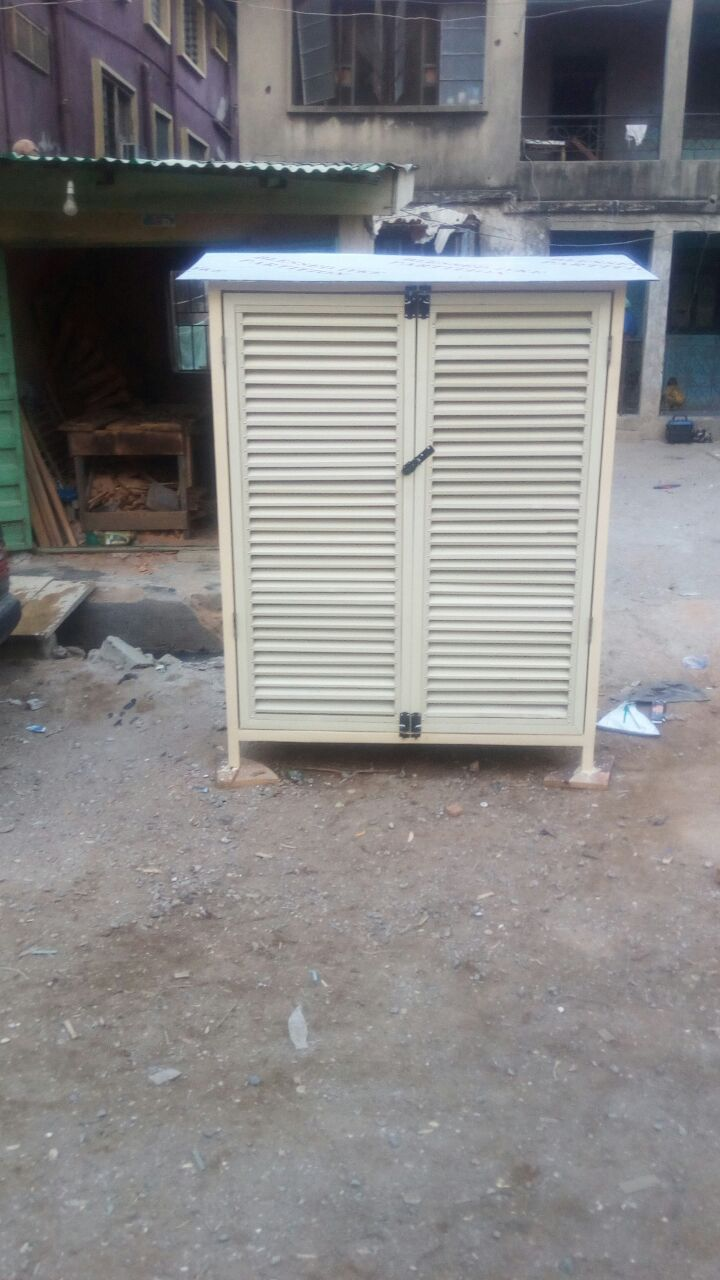 Outdoor enclosure for the installation
