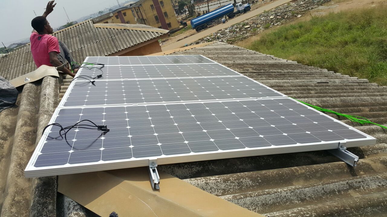 1.8 kw in Isolo