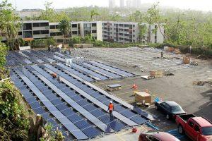 Tesla solar power arrives in Puerto Rico