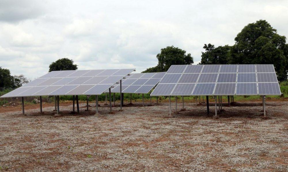 solar powered jos