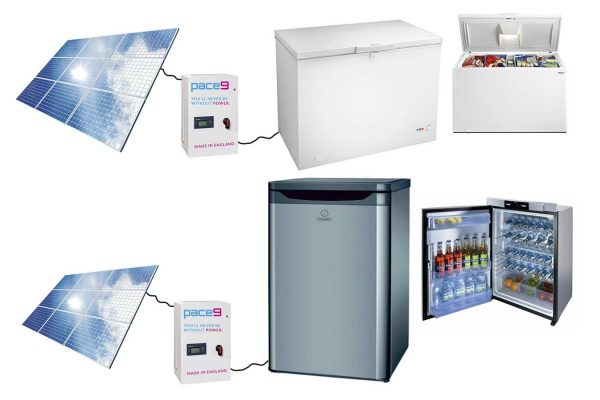 Solar-powered fridges help Nigerians beat electricity outages